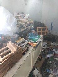 Fire Damaged Items
